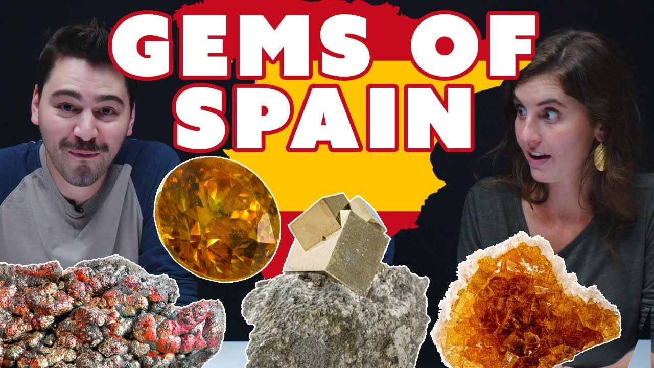 Gemstone Staycation | Tour the Amazing Minerals of Spain