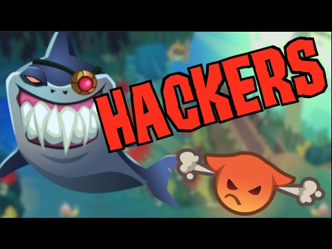 HACKERS IN ANIMAL JAM! and how to avoid them...