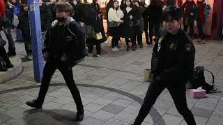 JHKTV] 홍대댄스 이너스hong dae  k-pop dance inners GOOD BOY - GD X TAEYANG