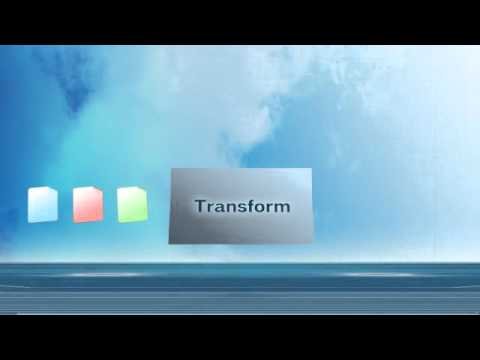 How Data Transformation Works