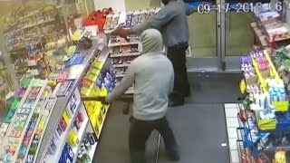 Thieves target a Harper Woods gas station