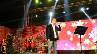 Tum Dil Ki Dhadkan Mein (Dhadkan) - Abjijeet Alive India Concert Bangalore
