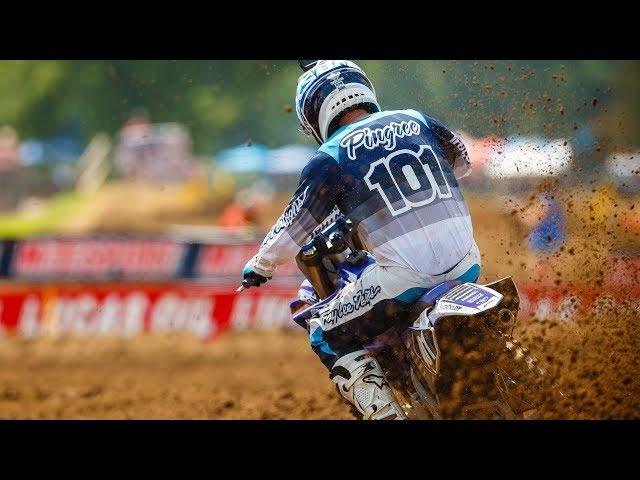 Racer X Films: David Pingree 125 All Star Race Full Moto   2019 RedBud