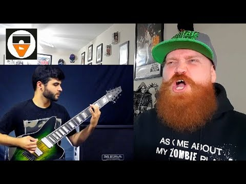 Andrew Baena - Bury The Hatchet - Reaction / Review Mp3
