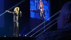 Celine Dion - Opening Speech (back pain explanation) - Nov 25th - Las Vegas