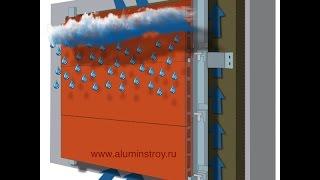 Каркас_вентилируемого_фасада.(Любая система вентилируемого фасада требует монтаж профильного несущего каркаса. Каркас вентилируемого..., 2014-10-15T16:18:40.000Z)