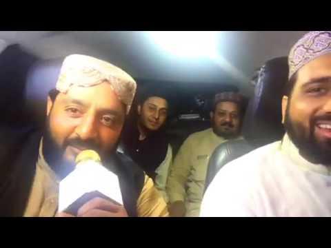 Ifthkar Ahmad Razvi With Qari Shahid Mahmood Qadri with Ali Raza Noori with Jafar Sultni