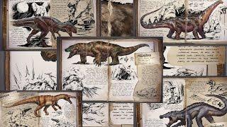 ark survival evolved todos los dinosaurios