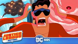 Justice League Action  Plastic Man Is A Hero  DC Kids