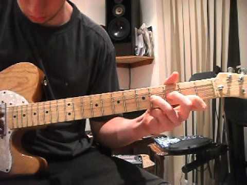 Benjamin- Lullaby Guitar Piece