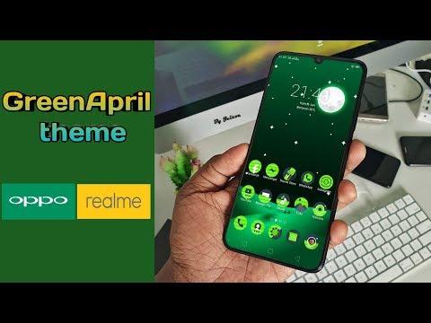 Full Download] Tema Oppo Spesial Green April