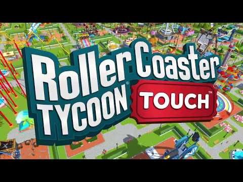 Rollercoaster Tycoon Touch' Celebrates Its Second