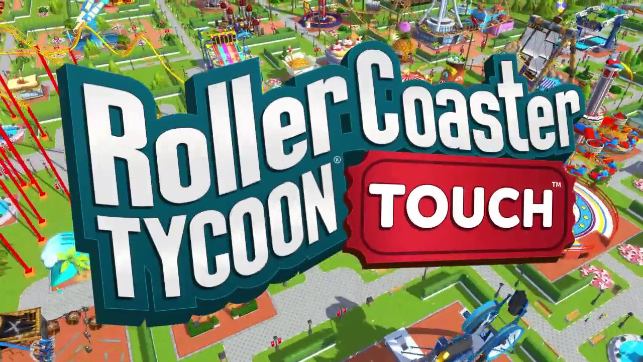 RollerCoaster Tycoon Touch to Add Update for 2nd Anniversary - KeenGamer