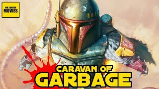 How Boba Fett Escaped The Sarlacc - Caravan Of Garbage
