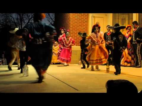 Annual Dia de los Muertos/Day of the Dead Celebration at Arlington Arts Center 2014
