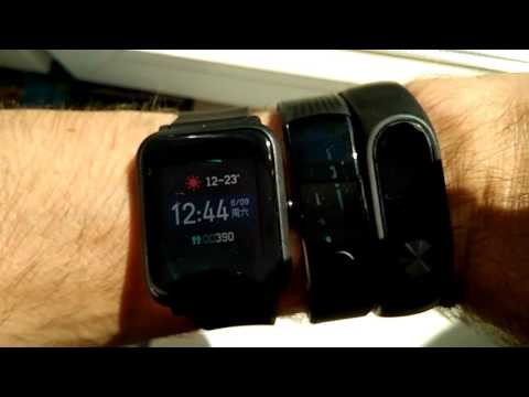 Xiaomi Huami Amazfit Bip - купить умные часы  цены b39f05430be36