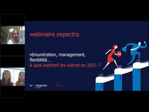 Webinaire : à quoi aspirent les cadres en 2021?