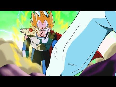 What if Vegeta went Super Saiyan FIRST against Frieza?! Dragon Ball Z what if!