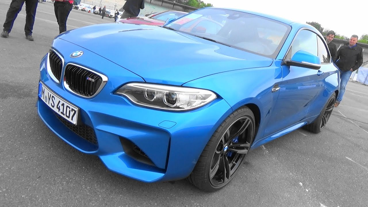 bmw m2 f87 tuner grand prix 2016 youtube. Black Bedroom Furniture Sets. Home Design Ideas