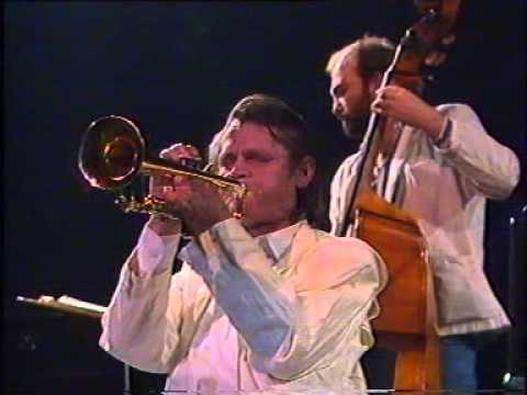 Chet Baker - Live in Stuttgart 1988