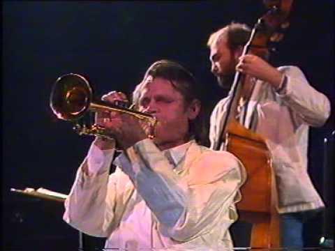 Resultado de imagen de Chet Baker - Live in Stuttgart 1988