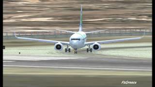 GAP-MEGA AIRPORT RHODES X |FSX|