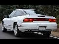Stock S13 1993 Nissan 240SX SE Super HICAS Hatchback | Tour & Highlights