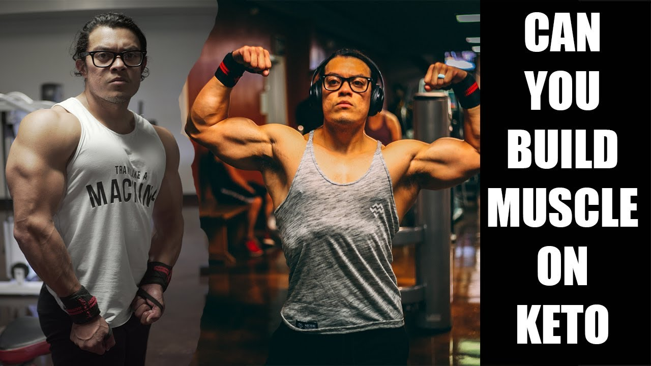 can you build muscle on a ketogenic diet
