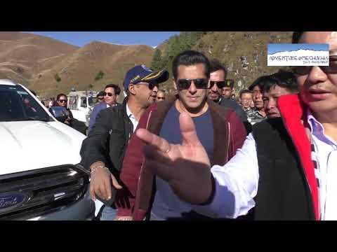 Salman Khan Adventure@Menchukha, Mechukha, Arunachal Pradesh