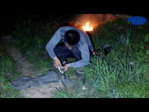 史上最业余的野外生存全纪录 the most amateur survival video