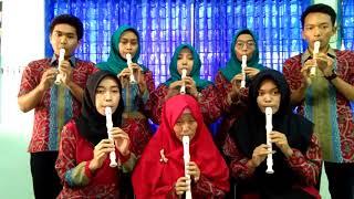 "Kelas B 2014 Kelompok 4 ""Bunga Nusa Indah"""