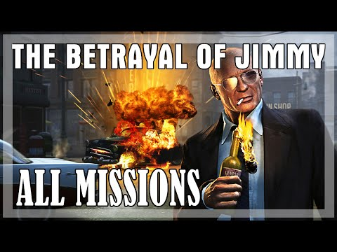 Mafia 2 The Betrayal of Jimmy - All Missions | Full Game