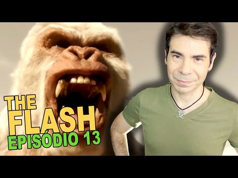 THE FLASH | Temp.03 Ep.13 - Ataque em Gorilla City