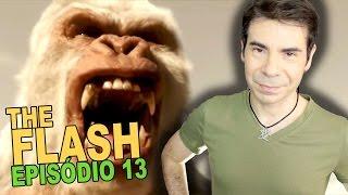 THE FLASH | Temp.03 Ep.13 - Ataque em Gorilla City