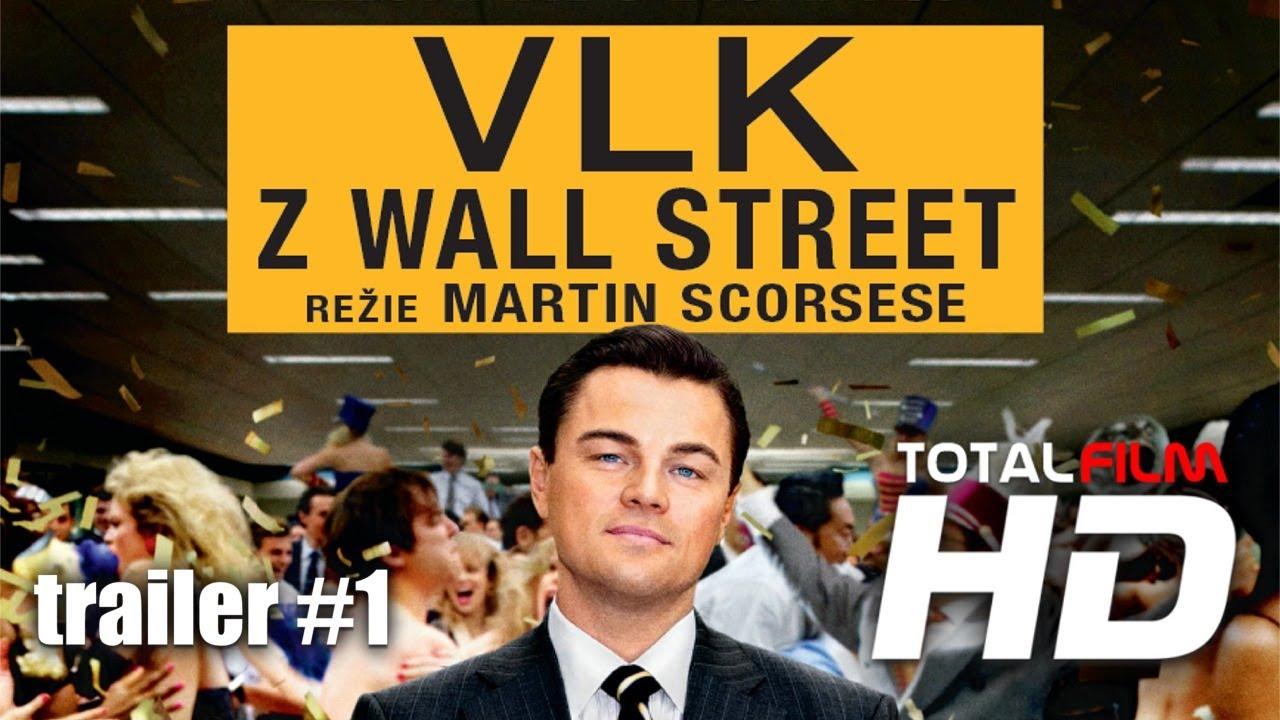 Vlk z Wall street (2013) CZ HD trailer č. 1