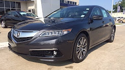 2015 Acura TLX 3.5L V6 Advance Package Full Review: Startup / Exhaust / Test Drive
