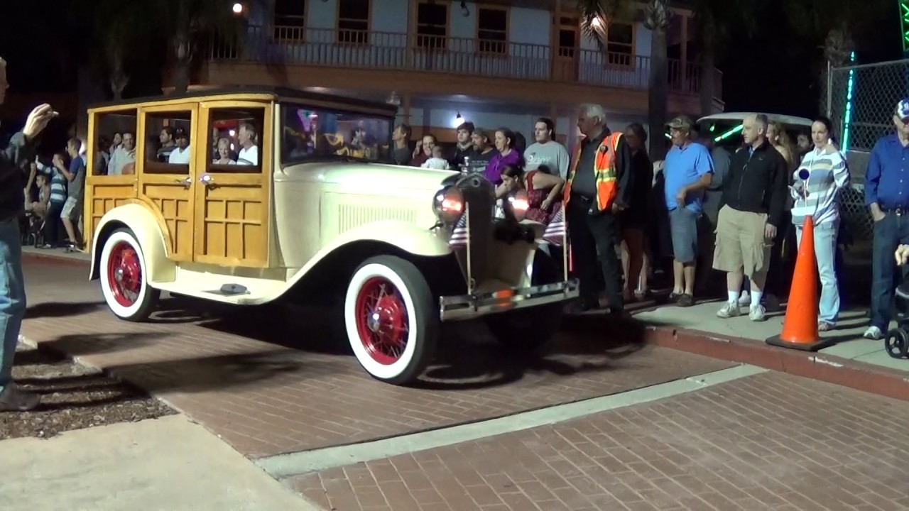 Old Town Car Show Saturday Night YouTube - Kissimmee car show saturday