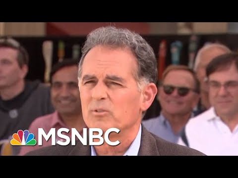 Tarkanian: 'I Didn't Have A Choice' When Trump Asked Him Not To Run For Senate | MTP Daily | MSNBC