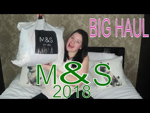 M&S spring/summer clothing  haul