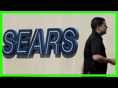 Breaking News | Sears' CEO proposes breaking up troubled retailer with offer to buy Kenmore brand...