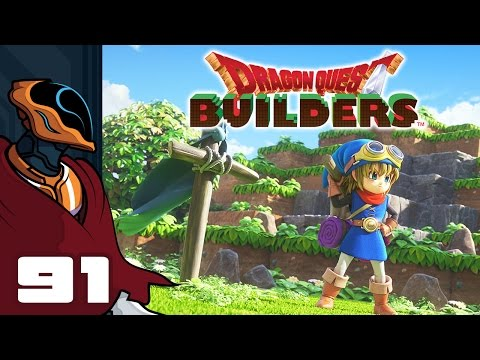 Let's Play Dragon Quest Builders [Terra Incognita] - Part 91 - Blast Mining For Goodies