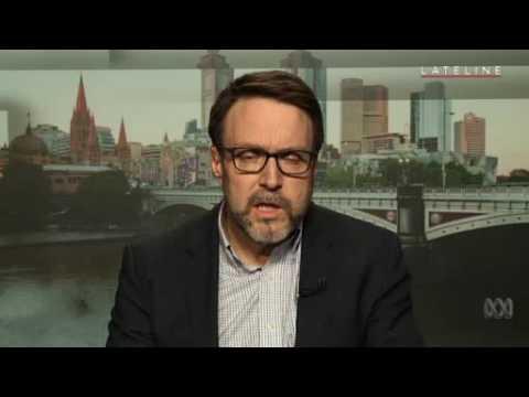 Interview  Professor Greg Barton, counter terrorism expert with Deakin Univer