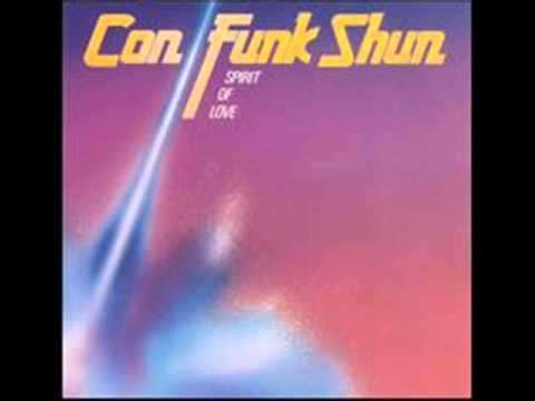 Con Funk Shun - By Your Side