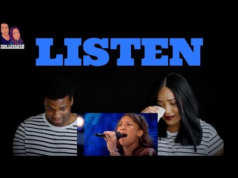 "Melanie Amaro X-Factor USA Audition-""Listen""