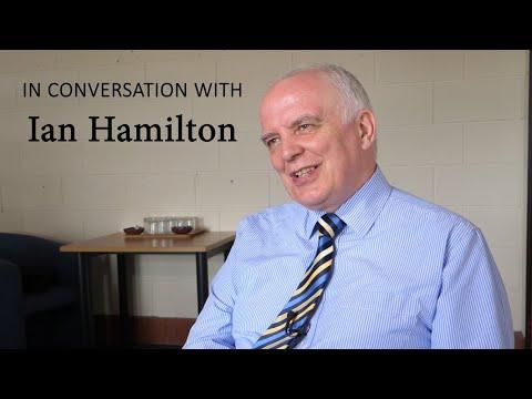 In Conversation with Ian Hamilton
