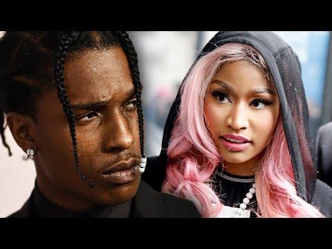 Nicki Minaj Cancels Concert Amid ASAP Rocky Sweden Drama Mp3