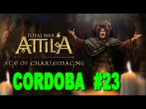 Total War: Attila - Age of Charlemagne - Emirate of Cordoba #23