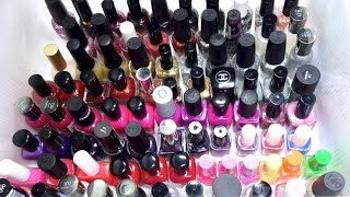 My Nail Polish Collection Part 2 Thumbnail