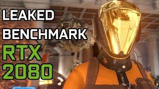 RTX 2080 Benchmark LEAK + NVIDIA
