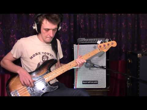 Sound And Vision - David Bowie - Bass Cover